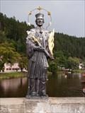 Image for Sv. Jan Nepomucký - Rožmberk nad Vltavou, Czech Republic