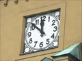 Image for Hodiny na radnici / Clock on the Town Hall - Semily, CZ