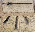 Image for Cut Bench Mark - Jesus Lane, Cambridge, UK