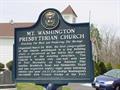 Image for Mt. Washington Presbyterian Church - Farmington, PA