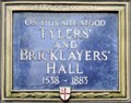 Image for Tylers' and Bricklayers' Hall - Leadenhall Street, London, UK