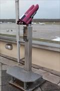 Image for Ferngläser auf der Besucherterasse - Flughafen Köln/Bonn, Germany