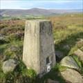 Image for O.S. Triangulation Pillar - Tom's Cairn, Aberdeenshire.