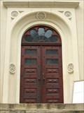Image for Door at the Neupfarrkirche, Regensburg - Bavaria / Germany