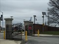Image for Fort McHenry Gate Entrance Lights - Baltimore, MD