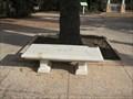Image for Arlene Maloney Bench - Florida Botanical Gardens - Largo, FL