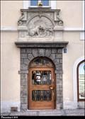 Image for Baroque portal of Nedvedovský House / Barokni portál Nedvedovského domu - Slaný (Central Bohemia)