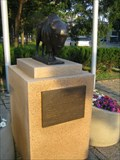Image for Sister City Monuments - Buffalo USA and Kanazawa Japan