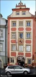 """Image for Dum U cerveného lva / House """"At the Red Lion"""" - Nerudova ulice (Prague)"""