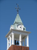 Image for Marion Public Square Bell Tower Clock - Marion, Illinois