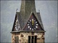 Image for Frauenkirche, Church clock, Bischofshofen, Austria