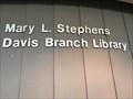 Image for Mary L Stevens Davis Branch Library - Davis, CA