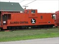 Image for ICG 199365 caboose - Paxton, IL