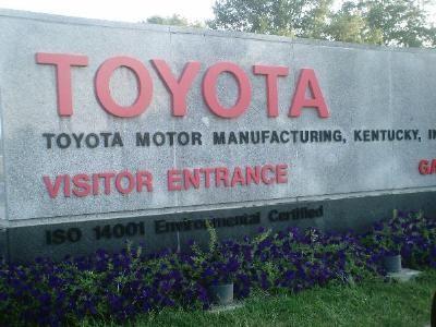 Toyota Motor Manufacturing Kentucky   Georgetown, KY   Engineering  Landmarks On Waymarking.com