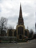 Image for Coventry- Holy Trinity Church
