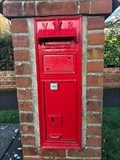 Image for Victorian Wall Post Box - Wellshead - Didcot - Oxfordshire - UK