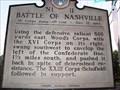 Image for Battle of Nashville N 1 11
