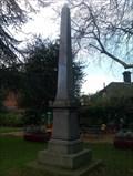 Image for HMS Active Obelisk - Victoria Park - Portsmouth, Hampshire
