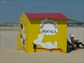 Image for Snoopy at the Beach - Ocean City, NJ