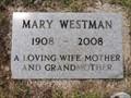 Image for 100 - Mary Westman - Malakwa, British Columbia