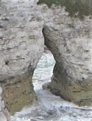 Whiterock Arch - County Antrim