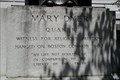 Image for Mary Dyer  -  Boston, MA