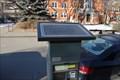 Image for Solar Powered Parking Meter - Old St. Stephen's College, UofA - Edmonton, Alberta