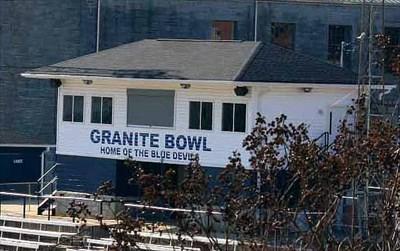 The Granite Bowl - Elbert Co., GA - Illuminated School