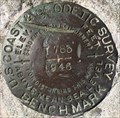 Image for U.S. Coast & Geodetic Survey T783 Benchmark - Laguna Beach, CA