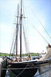 Bluenose II Lunenburg Harbour