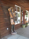 Image for Cottonwood Cigar Store Indian - Cottonwood, CA