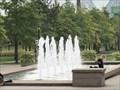 Image for Fontaine du Parc des Faubourgs - Montréal, Québec