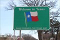 Image for Welcome to Texas - Drive Friendly - The Texas Way - Sowells Bluff, TX