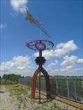 Image for Cardinal Direction Marker - Elevated Park, St. Thomas, Ontario