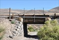 Image for Wooden Railroad Overcrossing ~ Near Fernley, Nevada