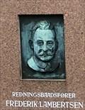 Image for Frederik Lambertsen - Gormsgade kirkegård - Esbjerg, Danmark