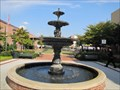 Image for University Plaza Fountain - Hagerstown, Maryland
