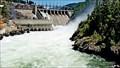 Image for Waneta dam - Pend d'Oreille River, BC, Canada