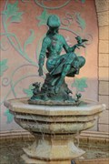 Image for Fontaine de Cendrillon (Cendrillon) - Disneyland Paris, FR