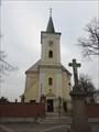 Image for Barokní kostel Navštívení Panny Marie -  Svatoborice-Mistrín, Czech Republic