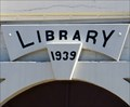 Image for 1939 - Library - George Town, Cayman Islands