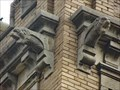 Image for Scott Building Gargoyles - Paris, TX