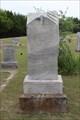 Image for Ida J. Shazer - Altoga Cemetery - Altoga, TX