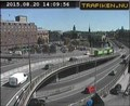 Image for Tegelbacken Traffic Webcam - Stockholm, Sweden