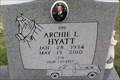 Image for Archie Hyatt, Laurinburg, NC
