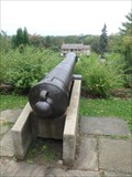 Image for British Blomefield SBML 32-pounder Cannon - Battlefield Park - Stoney Creek, ON