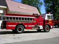 Image for Christianburg Fire Engine #602 ~ Christianburg, Tennessee