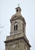 Image for Bell Tower - Our Lady of Mercy Cathedral - La Serena, Chile