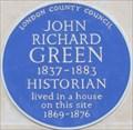 Image for John Richard Green - Beaumont Street, London, UK