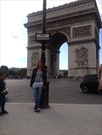 Arc de Triomphe - French Revolutionary and Napoleonic Wars - Paris, 2014
